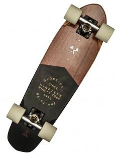 GLOBE longboard BLAZER Walnut