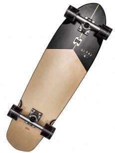 GLOBE longboard BIG BLAZER Rosewood/Black