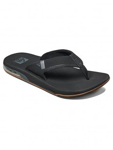 REEF žabky REEF FANNING LOW BLACK