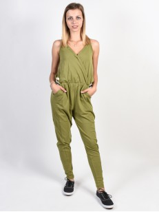 PICTURE overal SARA GREEN OLIVE