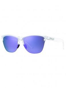 OAKLEY sluneční brýle FROGSKINS LITE MATTE CLEAR /