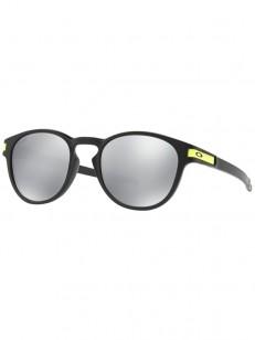 OAKLEY sluneční brýle LATCH VR/46 Matte Black / Ch