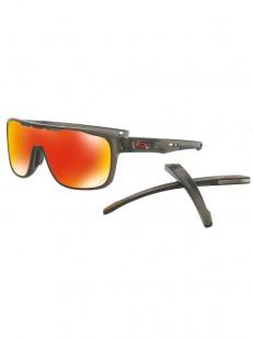 OAKLEY sluneční brýle CROSSRANGE SHIELD MATTE GRAY