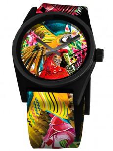 NEFF hodinky DAILY WILD COLOR ME RAD