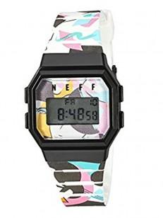 NEFF hodinky FLAVA WILD GALLERIA/BLACK