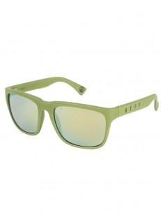 NEFF sluneční brýle CHIP OLIVE RUBBER/GOLD MIRROR