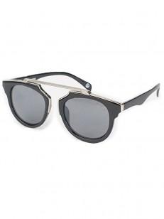 NEFF sluneční brýle RIVIERA BLACK/SILVER
