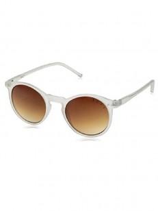 NEFF sluneční brýle BRUT CLEAR/BROWN GRADIENT