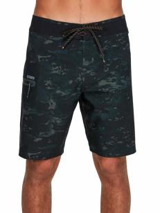 BILLABONG koupací šortky MULTICAM AIRLITE BLACK CA
