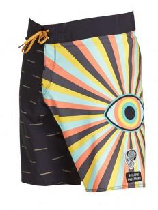 BILLABONG koupací šortky VIPER PRO BLACK