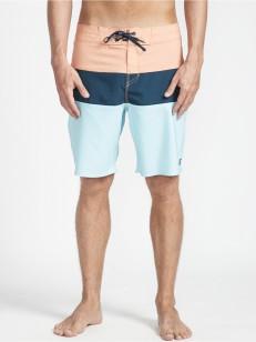 BILLABONG koupací šortky TRIBONG PRO SOLID ORANGE