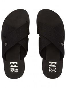BILLABONG pantofle BOARDWALK BLACK