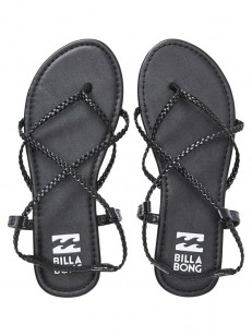 BILLABONG sandály CROSSING OVER 2 BLACK