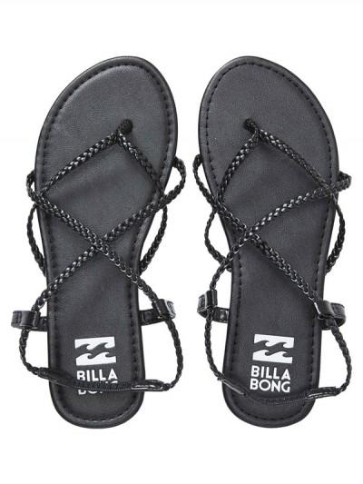 BILLABONG sandály CROSSING OVER 2 BLACK