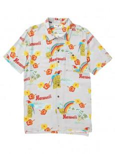 BILLABONG košile VACAY PRINT SAND