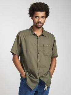 BILLABONG košile WAVE WASHED LT MILITARY