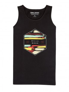 BILLABONG tílko ACCESS BLACK