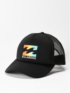 BILLABONG kšiltovka PODIUM BLACK/YELLOW