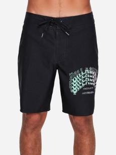 BILLABONG koupací šortky WARP PRO BLACK