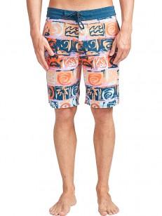 BILLABONG koupací šortky SUNDAYS LT ORANGE