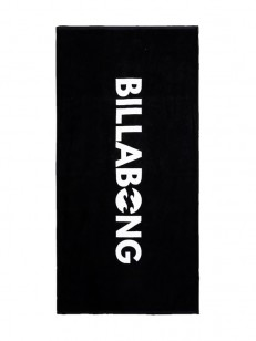BILLABONG osuška LEGACY BLACK