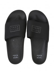 BILLABONG pantofle POOLSLIDE BLACK