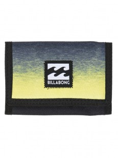 BILLABONG peněženka ATOM NEON YELLOW