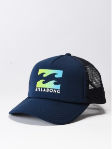 BILLABONG kšiltovka PODIUM NAVY/LIME