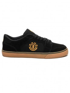 ELEMENT boty HEATLEY BLACK GUM