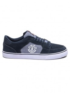 ELEMENT boty HEATLEY NAVY CHAMBRAY