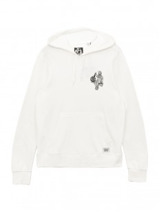 ELEMENT mikina CREW OFF WHITE