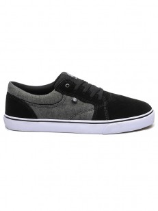 ELEMENT boty WASSO BLACK CHAMBRAY