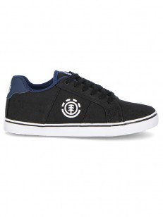 ELEMENT boty WINSTON BLACK BLUE