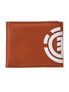 ELEMENT peněženka DAILY GINGER BREAD
