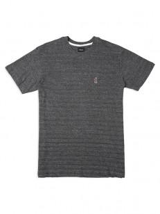 RVCA tričko ANP CREW BLACK