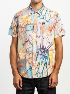 RVCA košile VAUGHN FLORAL MULTI