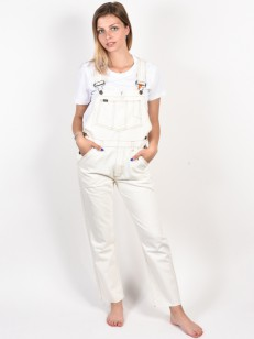 RVCA overal REWERKED VINTAGE WHITE