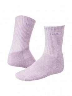 RVCA ponožky HEATHER UNION LAVENDER