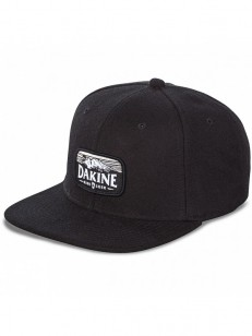 DAKINE kšiltovka RIDE & SEEK BALLCAP BLACK