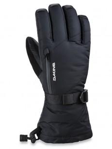 DAKINE rukavice LEATHER SEQUOIA BLACK