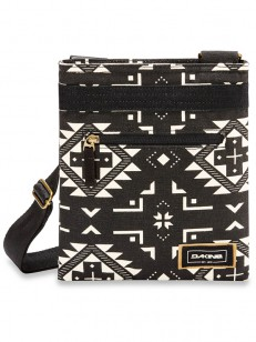 DAKINE kabelka JIVE CANVAS SILVERTON ONYX CANVAS