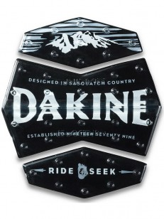 DAKINE stomped MODULAR RIDE & SEEK