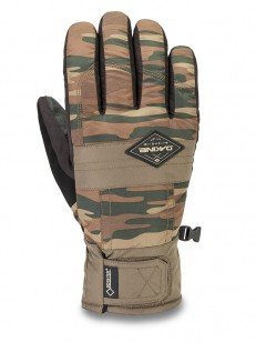 DAKINE rukavice BRONCO FIELD CAMO