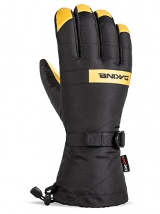 DAKINE rukavice NOVA BLACK / TAN