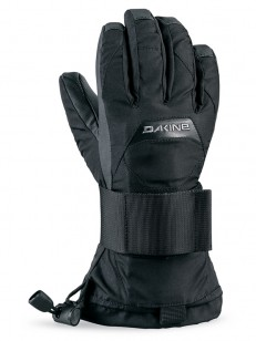 DAKINE rukavice WRISTGUARD JR BLACK