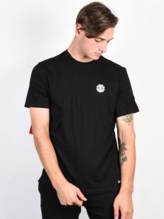ELEMENT tričko KH SMILE FLINT BLACK