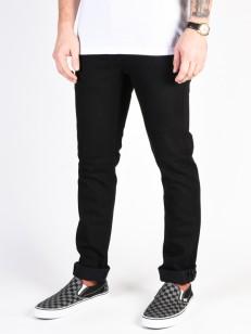ELEMENT kalhoty E01 BLACK RINSE