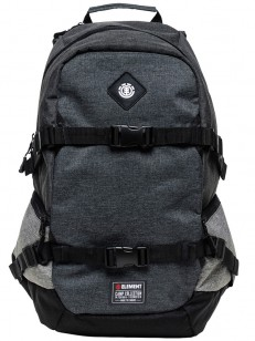ELEMENT batoh JAYWALKER BLACK HEATHER