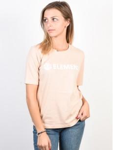 ELEMENT tričko ELEMENT LOGO BLUSH