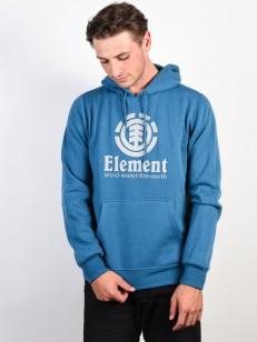 ELEMENT mikina VERTICAL BLUE STEEL